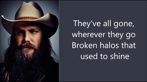 Broken Halos – Chris Stapleton