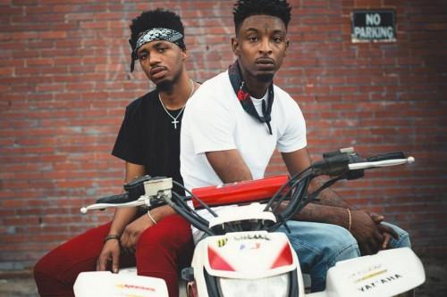 Pull Up N Wreck - Big Sean, Metro Boomin, 21 Savage