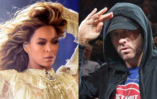 Walk On Water - Eminem, Beyonce