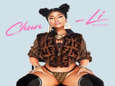 Chun Li  Nicki Minaj