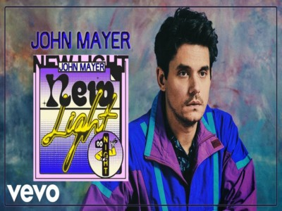 New Light - John Mayer