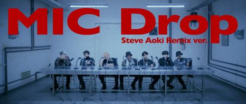 MIC Drop BTS Featuring Desiigner