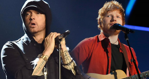 River - Eminem, Ed Sheeran