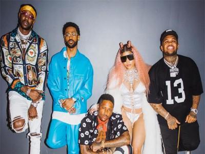 Big Bank – YG ft 2 Chainz, Big Sean & Nicki Minaj