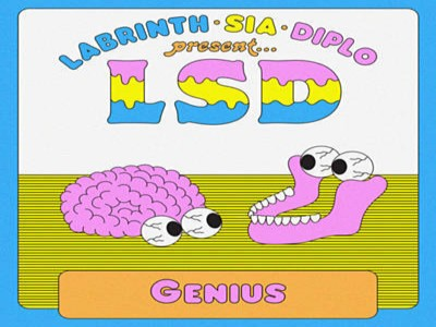 Thunderclouds - LSD feat Sia & Diplo & Labrinth