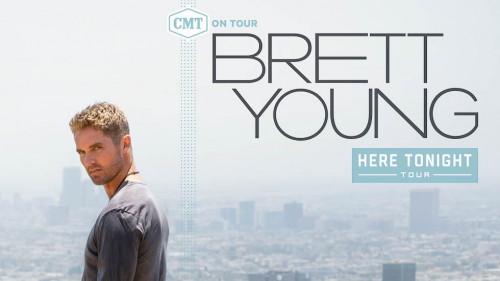 Here Tonight - Brett Young
