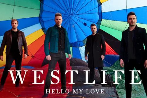 Hello My Love – Westlife