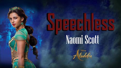 Speechless – Naomi Scott