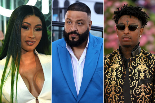 Wish Wish – DJ Khaled feat. Cardi B & 21 Savage