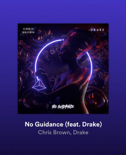 No Guidance - Chris Brown feat. Drake